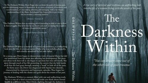Jacket Cover The Darkness Within
