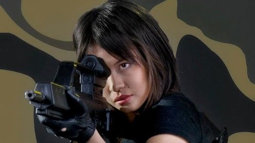 Would love to do an action as a heroine or Villain