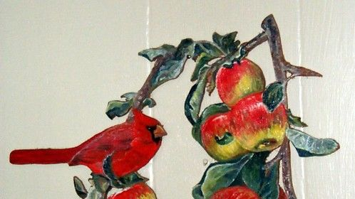Apples and Red