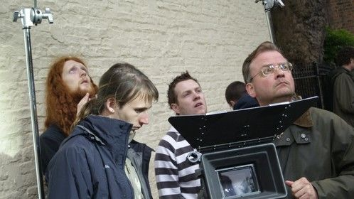 Shooting NETTY CARLISLE & IRON HANDS in NorthYorkshire, UK