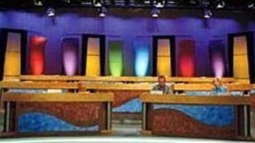 Oregon Public Broadcasting set