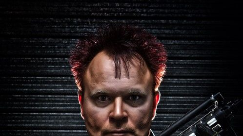Mik Scarlet as Count Zero
