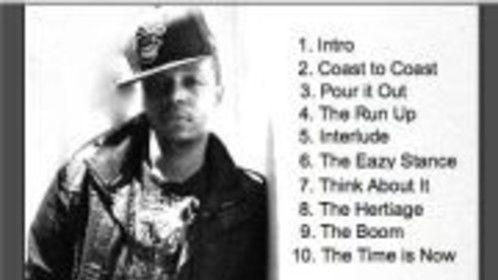 View album and bonus tracks here -->http://eazymoneyproductions.bandcamp.com/album/music-thru-my-eyez