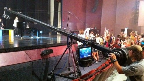 Music Video Jib Shoot