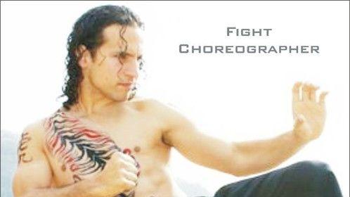 FIGHT CHOREOGRAPHER