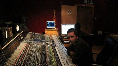 Neve VR 72 in action