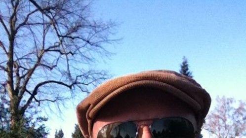 Me in spring, 2013.