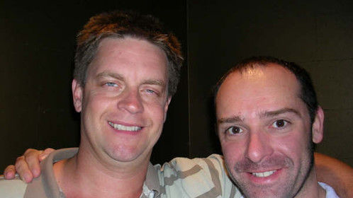 Jim Breuer and Shaun O'Donnell