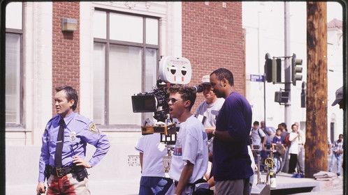 Directing My Good Friend Jeffrey Combs.