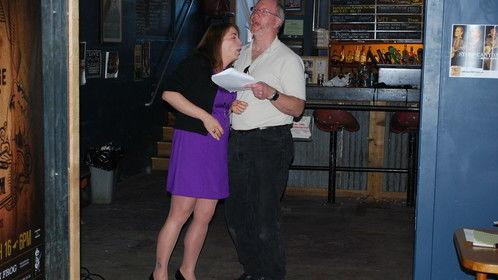 Lorraine and Bill