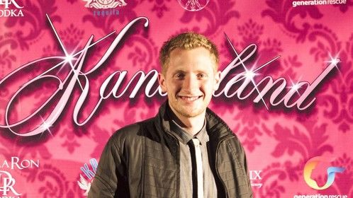 Director Eric McCoy at the 2012 Playboy Kandyland Charity Ball