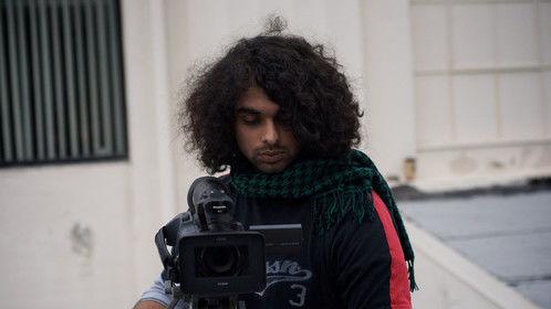 Shooting 'A Portrait'