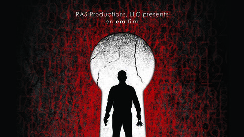 Poster for a film about a leasing agent crushed by a corporate system who takes power into his own hands