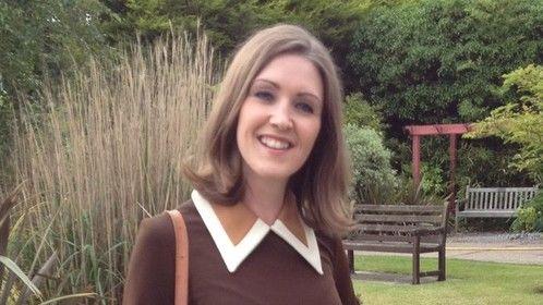 1970's Danielle Saunders