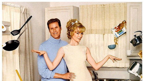 Will Farrell & Nicole Kidman for Bewitched!