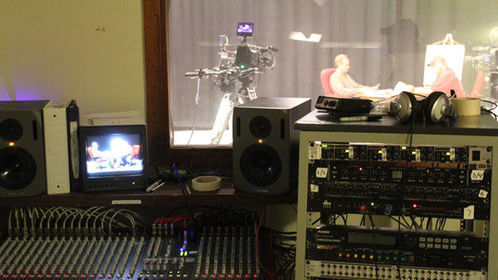 More of our audio equpment.