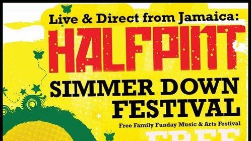 Simmer Down International Reggae Festival