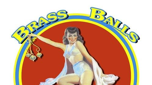 Brass Balls Pictures