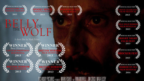 Movie Poster Belly of the Wolf currently in the festival circuit 2013-2104