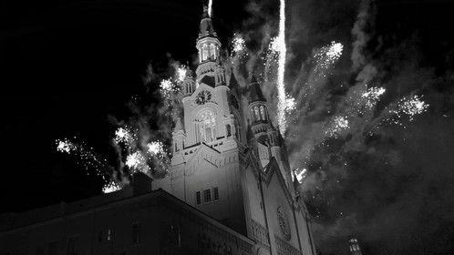 © 2013 Bum Rap -Cathedral hallucination.