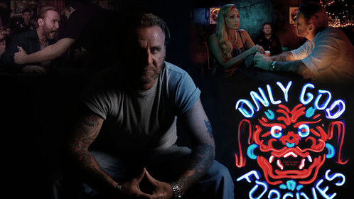 ONLY GOD FORGIVES BYRON GIBSON