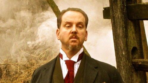John C. Bailey as Henry Frick, The Men Who Built America, EMMY Winner