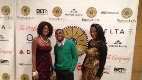 """BronzeLens Red Carpet for """"Time and Money"""""""