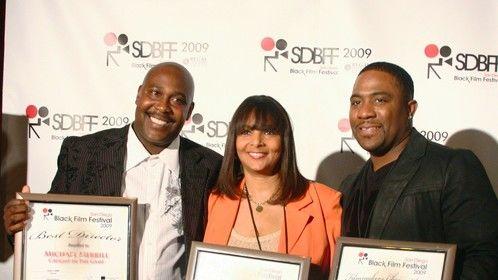 Three awards!