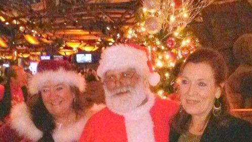 Ronnie Spector Christmas Show Mohegan Sun 2013