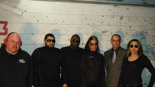 Special Training Agent: John Clark:  SPP Agents: Frank Waters, Bullet, Rogue, Director of SPP Brian Fitzgerald and Jaguar