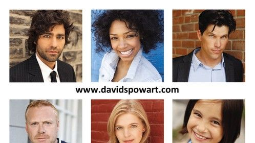 Get noticed this year with new new headshots.