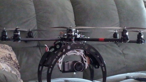 Drones and more drones