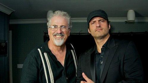 Ross & Robert Rodriguez PSA 2012