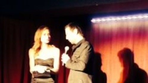 Gold Coast Film Festival Opening Night April 8th Wade Boyes and Erin Conner MC