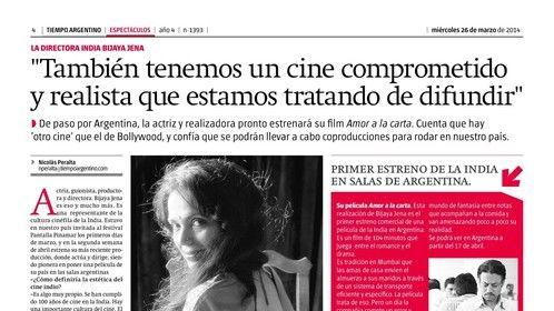 4th April Argentino Tiempo