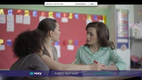 Voxy Commercial