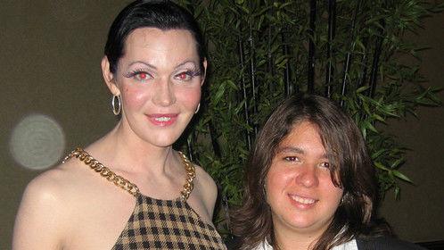 with Calpernia  @ the San Francisco GLAAD Awards