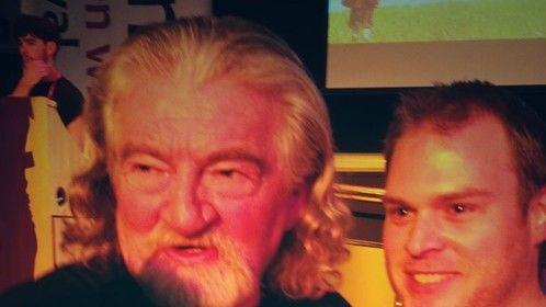 Me and Joe Eszterhas, legend