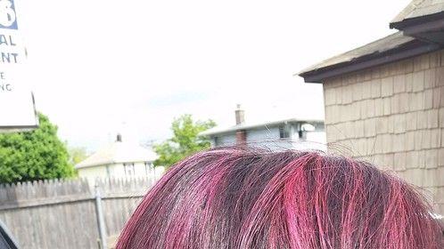 Fun with my hair