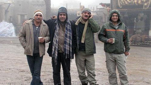 The Project of the Prophet Muhammad, Qom - Iran - 2012, Iranain Crew