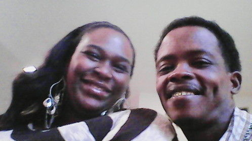 Me and The Wifey