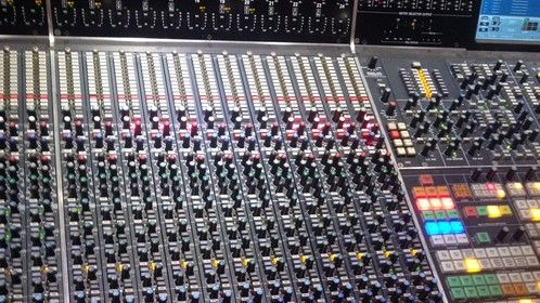 Abbey Road Studio January 2014 - video game O.S.T.