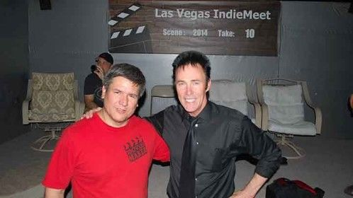 Mike and Lance Burton, at IndieMeet 2014