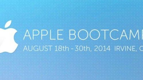 APPLE BOOTCAMP IS COMING TO IRVINE, CALIFORNIA apple-bootcamp.com