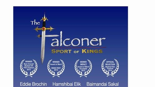 """Official One Sheet of The Falconer """"Sport of Kings"""""""