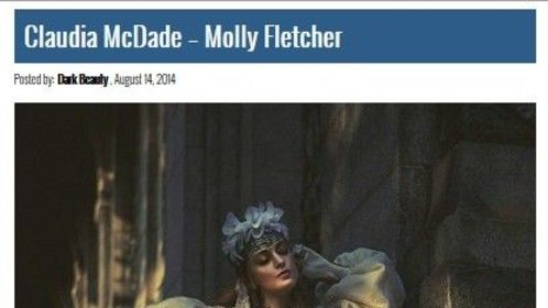 Dark Beauty Magazine webitorial (08/14/2014).