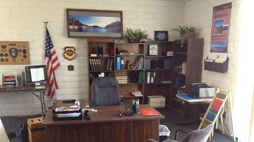 Park Ranger's Office - Lake Mead