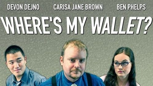 """""""Where's My Wallet"""" Movie Poster!"""