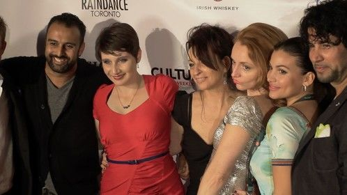 Raindance Industry Party @ TIFF14. Sept 8th, SET on King.