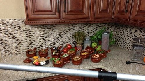Food Styling St. Petersburg, Florida - On set Infomercial
